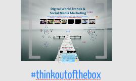 Digitale Welt - Trends im Social Media Marketing und Strategies