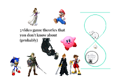 5 video game theories that you don't know about