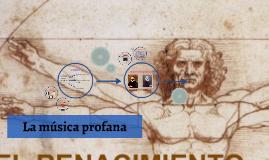 La música profana