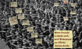 Stimmung der Bevölkerung & Widerstand im 2.WK