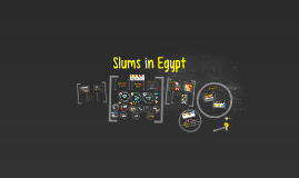 Slums in Egypt
