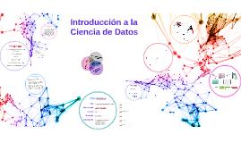 Introducción a la Ciencia de Datos