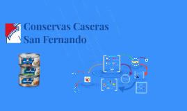 Conservas San Fernando