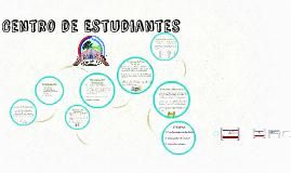 CENTRO DE ESTUDIANTES