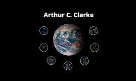 Redo of Arthur C. Clarke