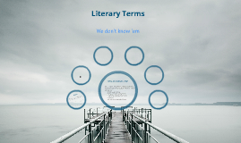 Sample Literary Terms Prezi