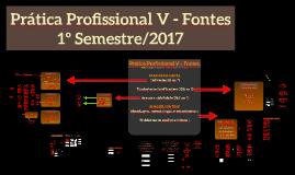 Prática Profissional V - Fontes