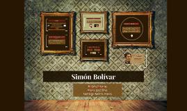 Copy of Copy of Copy of Simón Bolivar