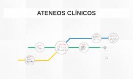 ATENEOS CLÍNICOS
