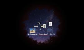 carnaval Schumann