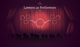 Lawyers as Performers