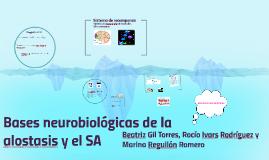 Bases neurobiológicas de la homeostasis y el SA