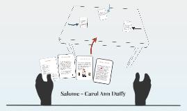 Salome - Carol Ann Duffy