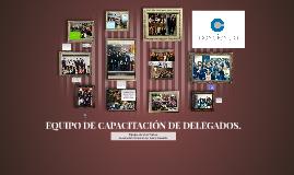 ConcienciaRos: Equipo de Capacitación de Delegados.