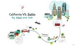 California VS.