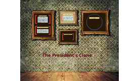 The President's Clone