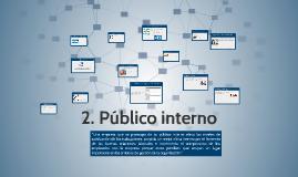 2. Publico interno