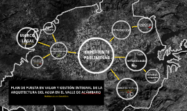 PLAN DE PUESTA EN VALOR Y GESTIÓN INTEGRAL DE LA ARQUITECTUR