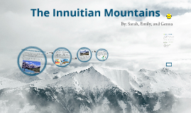 Copy of The Innuitian Mountains