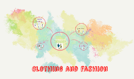 Copy of Clothing and fashion
