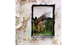 led zeppelin iv - personal copy