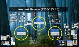 Ancient Greece (1750-133 BC)