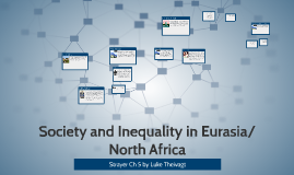 Society and Inequality in Eurasia/North Africa: Chapter 5