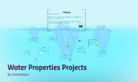 Water Properties Projects