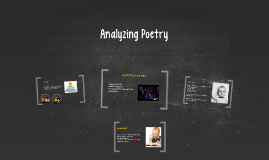 Copy of Analyzing Poetry