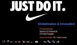 Globalization & Innovation