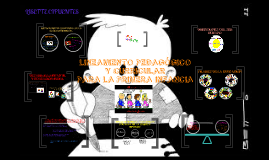 Copy of LINEAMIENTOS PEDAGÓGICOS Y CURRICULARES PARA LA EDUCACIÓN INICIAL
