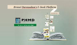 Copy of Brunei Darussalam E-book Platform