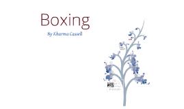 Kharma Cassell - Sports History Project