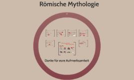 Römische Mythologie