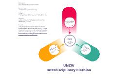 UNCW Interdisciplinary Biathlon