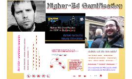 Grywalizacja @ Game Industry Trends 2013