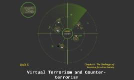Virtual Terrorism and Counter-terrorism