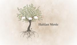 Haitian Music
