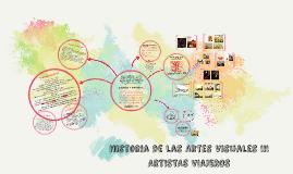Historial de las Artes Visuales III