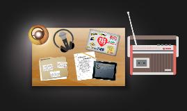 Producción Radiofonica