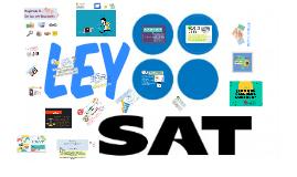 LEY DEL SAT
