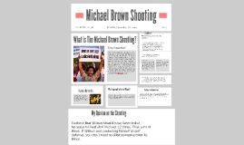 Copy of zMichael Brown Shooting
