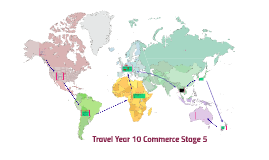 Commerce Stage 5 - Travel