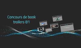Concours de book trailers 81