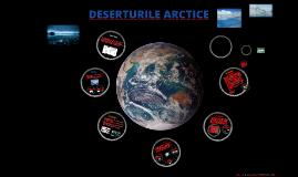 Deserturile arctice