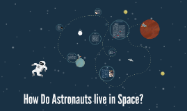 how does astronaut live in space - photo #25