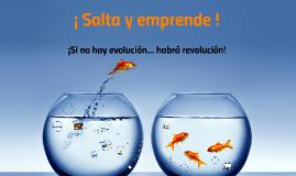 Si no hay evolución...habrá revolución!