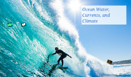 Ocean Water Currents Climate