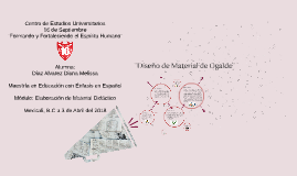 Copy of Diseño de Material de Ogalde