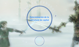 Determinación de la estructura de capital, Cap. 17